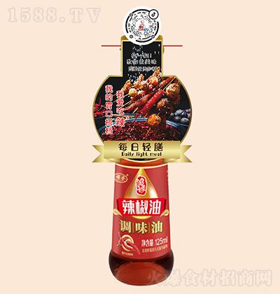禄荣 辣椒油 125ml