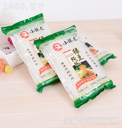 小银龙 绿豆粉丝蟹黄干捞粉 300克