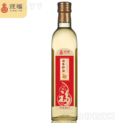 迎福 油茶籽油500mlx1礼盒