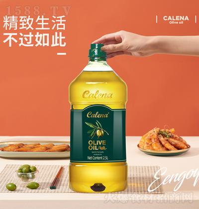 克莉娜 特级初榨橄榄油 2.5L