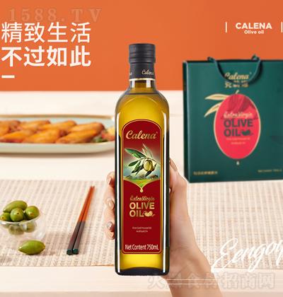 克莉娜 特级初榨橄榄油 750mlx2礼盒