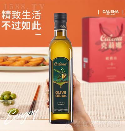 克莉娜 特级初榨橄榄油 500mlx2礼盒