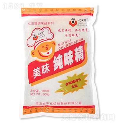 亿淘猫 纯味精 908克