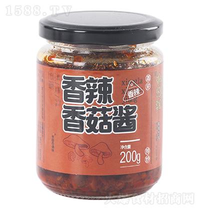 酱运多 香辣香菇酱 200g