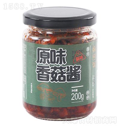 酱运多 原味香菇酱 200g