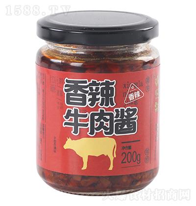 酱运多 香辣牛肉酱 200g