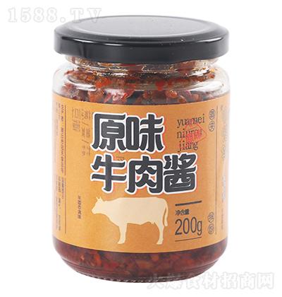 酱运多 原味牛肉酱 200g