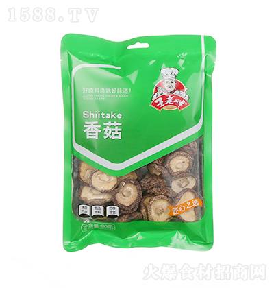 王老胖 香菇 80克