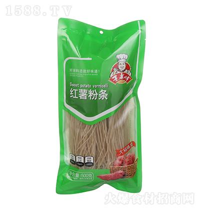 王老胖 红薯粉条 500克