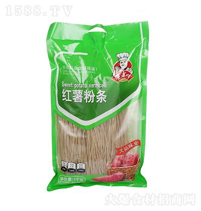 王老胖 红薯粉条 1000克