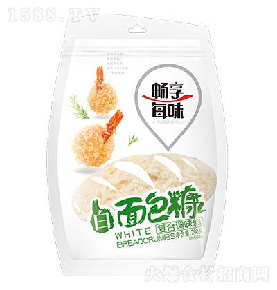 畅享每味 白面包糠 200克