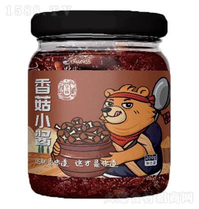 华畅 香菇小酱 200g