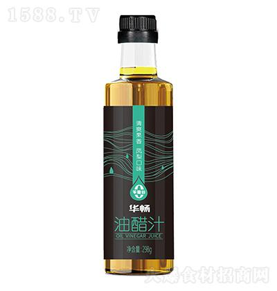 华畅 油醋汁 凤梨味 298g
