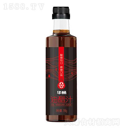华畅 油醋汁 麻辣味 298g