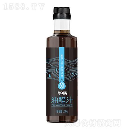 华畅 油醋汁 原味 298g