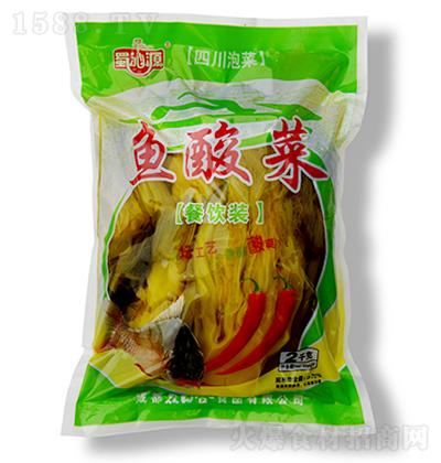 蜀沁源 鱼酸菜 2千克
