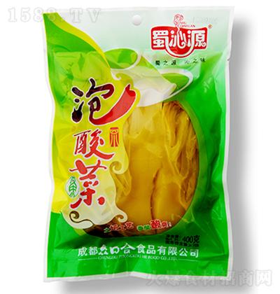 蜀沁源 泡酸菜 400克