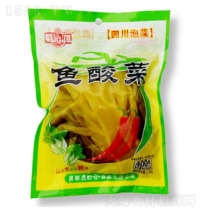 蜀沁源 鱼酸菜 400克