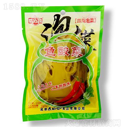 蜀沁源 鱼酸菜 200克
