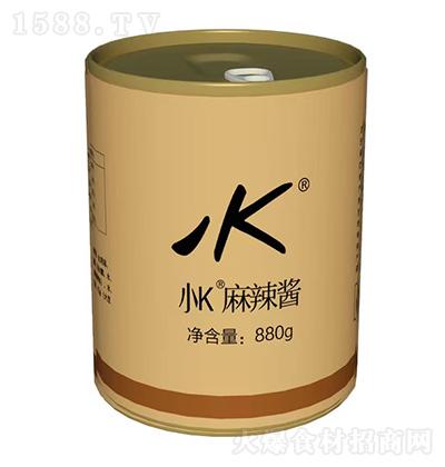 小K 麻椒酱 880g