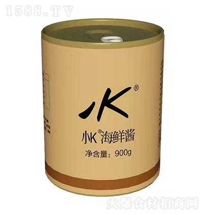 小K 海鲜酱 900g