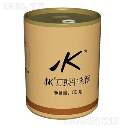 小K 豆豉牛肉酱 800g