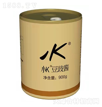 小K 豆豉酱 900g