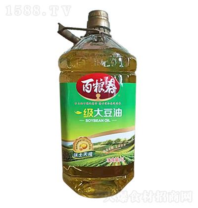 百粮春 一级大豆油 5L