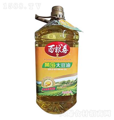 百粮春 黄金大豆油 5L