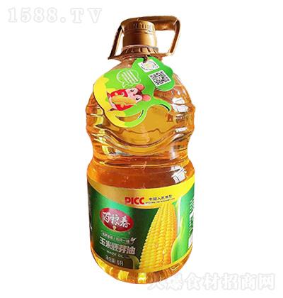 百粮春 玉米胚芽油 5L