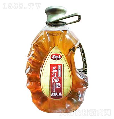 百粮春 浓香一级花生油 5L