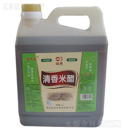 味来 清香米醋 2L