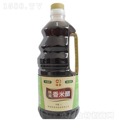 味来 清香米醋 1L