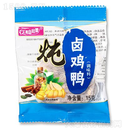 艾茜自然香 炖卤鸡鸭(调味料) 15g