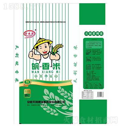 金禾湾 皖香米 25kg