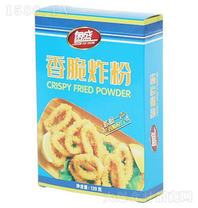 粤盛 香脆炸粉 120克