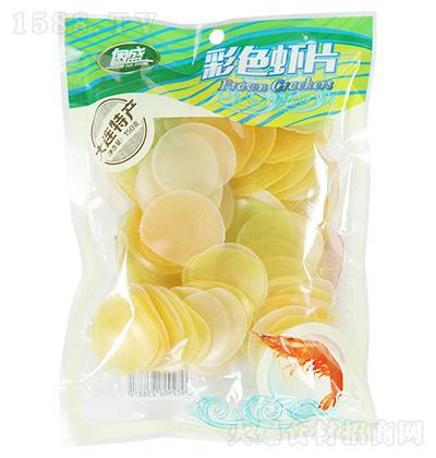 粤盛 彩色虾片 150克