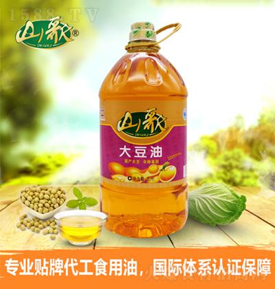 山歌-大豆油-5升