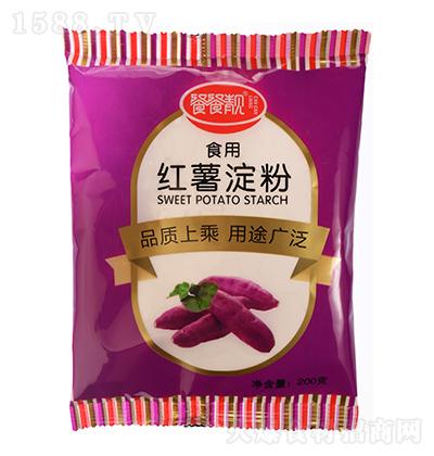 餐餐靓 红薯淀粉 200克