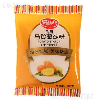 餐餐靓 马铃薯淀粉 200克