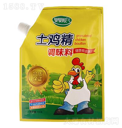 餐餐靓 土鸡精 100克