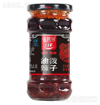 锦酱房 油泼辣子-260克