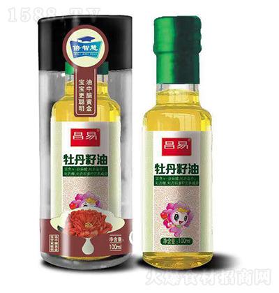 昌易 牡丹籽油 100ml
