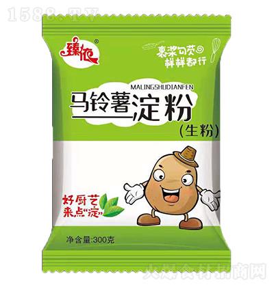 臻依 马铃薯淀粉(生粉) 300克