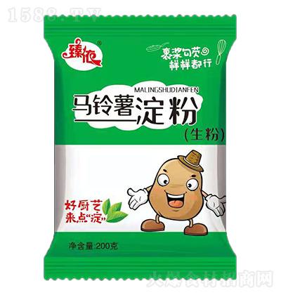 臻依 马铃薯淀粉(生粉) 200克