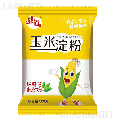 臻依 玉米淀粉 300克