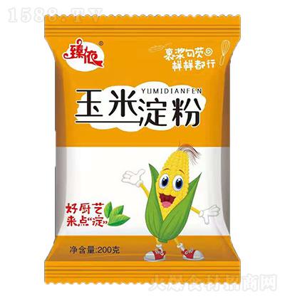 臻依 玉米淀粉 200克