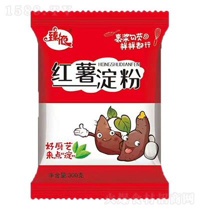 臻依 红薯淀粉 300克