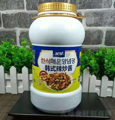 延味 韩式辣炒酱 2kg