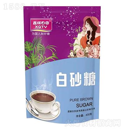 鑫琪田园 白砂糖 400克